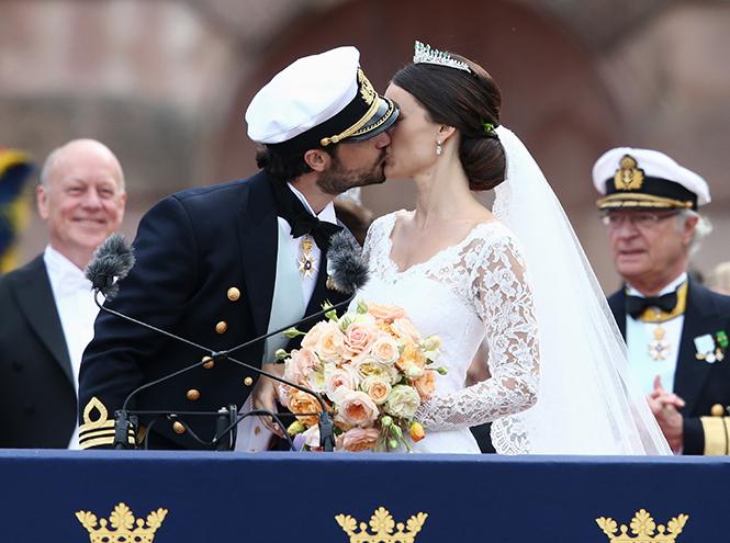 Фото №14 - Самые трогательные моменты королевских свадеб (о Гарри и Меган мы тоже не забыли)