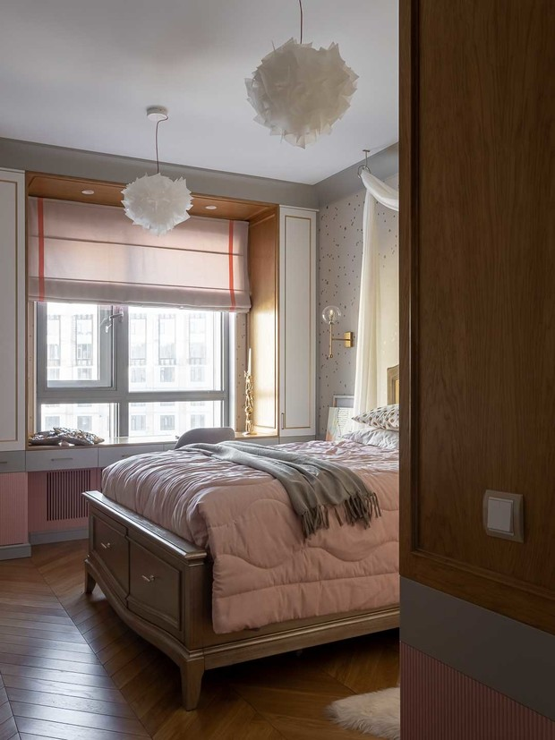 Фото №19 - Классическая квартира с элементами ар-деко в Нур-Султане