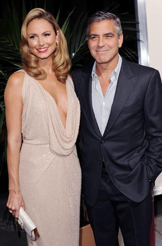 Фото №3 - Джордж и Амаль Клуни: история любви
