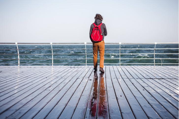 Фото №1 - Как часто россияне путешествуют в одиночку