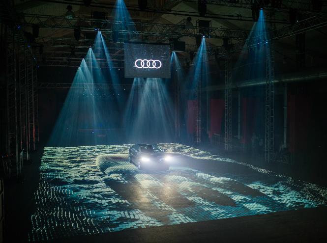 Фото №2 - Презентация новых моделей Audi в Москве