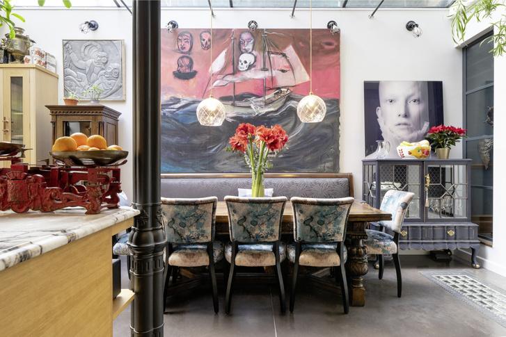 Фото №4 - Другая сторона: дом Джоанны Викери в Лондоне