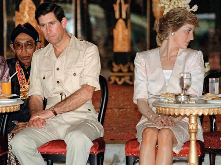 Фото №3 - Некрасивое поведение: как Чарльз обидел Диану во время королевского тура