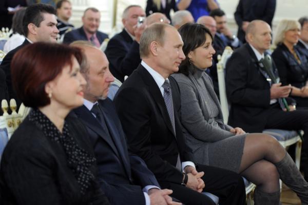 Фото №1 - Состоялось вручение премии правительства РФ в области печатных СМИ