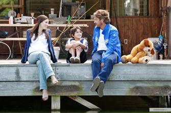 Джерард Батлер (Gerard Butler) и Джессика Бил (Jessica Biel) в фильме 'Мужчина нарасхват'