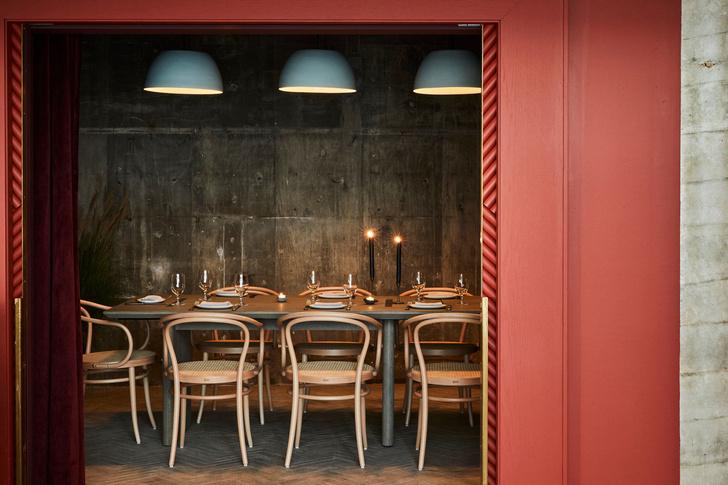 Фото №9 - Эклектичный ресторан Kimika в Нью-Йорке
