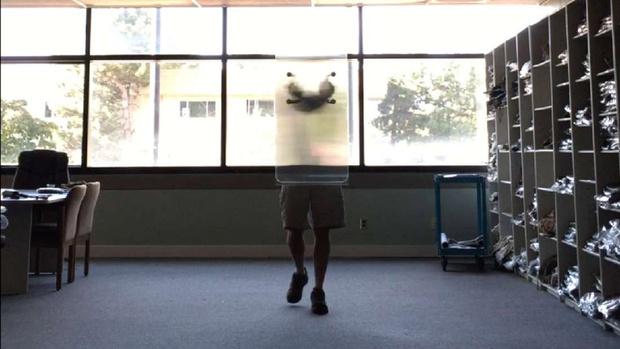 Фото №1 - Канадские ученые изобрели «щит невидимости» (видео)