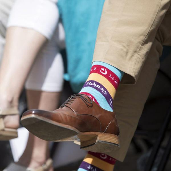 Фото №2 - Джастин Трюдо и его «носочная дипломатия»