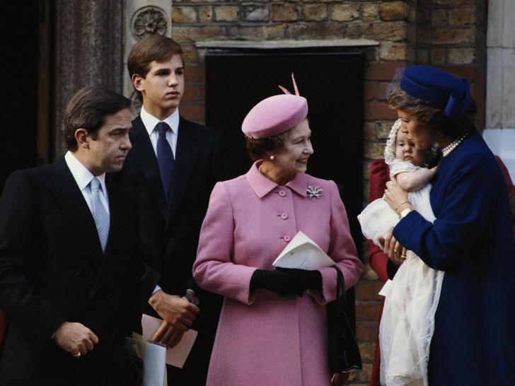 Фото №14 - Когда Королева— вторая мама: полный список крестников и крестниц Елизаветы II