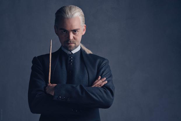 Драко Малфой, пьеса «Гарри Поттер и проклятое дитя»
