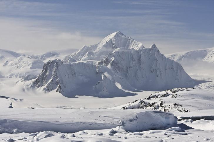 Фото №1 - Найден самый большой каньон на Земле
