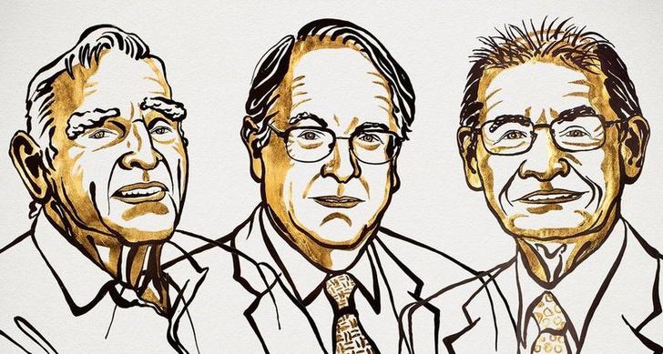 Фото №1 - Стали известны имена Нобелевских лауреатов по химии