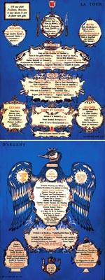 Одним из старейших в Европе и уж точно самым старым в Париже является ресторан «Серебряная башня» («Tour d'Argent»). Открыт он был в 1582 году как постоялый двор для свиты короля Генриха III. Однако всемирную известность получил благодаря редкой смекалке Фредерика Делэра, ставшего его хозяином в 1880 году. Мсье Делэр присваивал каждой приготовленной по особой рецептуре утке порядковый номер и записывал его в специальную книгу рядом с именем гостя, отведавшего фирменное блюдо. С тех пор эта традиция незыблема для данного заведения. Для нужд ресторана птиц выращивают на специальных птицефермах, расположенных в низовьях Луары, в просторных утятниках, обязательно выгуливают и кормят отборным зерном.