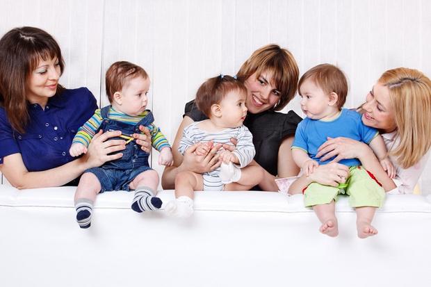 Фото №1 - «Фестиваль беременных и младенцев» в Сокольниках с 30 октября