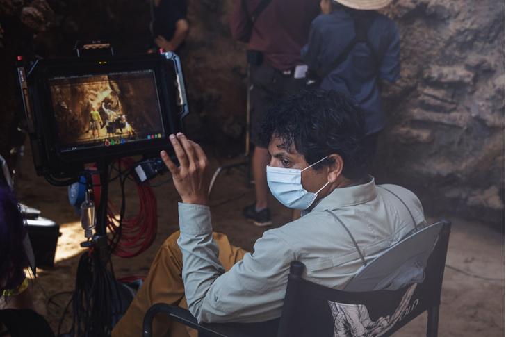 Фото №4 - Что посмотреть? Голливудская актриса Вики Крипс советует фильм «Время»