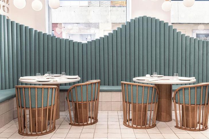 Фото №9 - Эклектичный ресторан La Sastrería в Валенсии