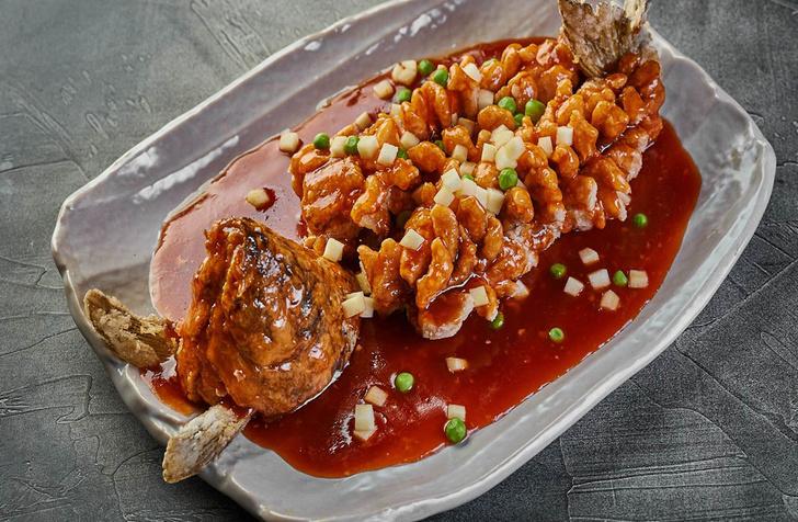 Фото №1 - Новогодний гастротур: «шишка» по-азиатски, мексиканская свинина и техасский брискет