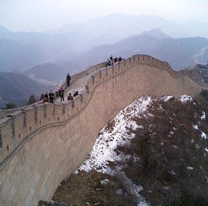 Фото №1 - Китайскую стену посчитают