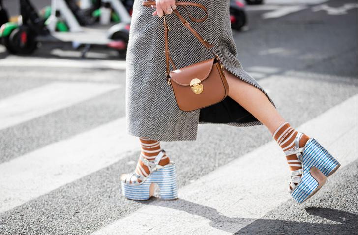 Фото №2 - Лоферы, мюли и другие виды самой удобной обуви для девушек