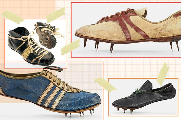 Фото №2 - Эволюция кроссовок