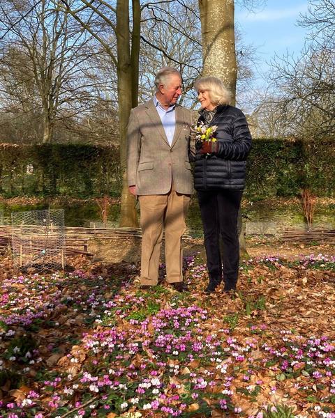 Фото №23 - Любовь сквозь годы: 20 самых трогательных фото принца Чарльза и герцогини Камиллы