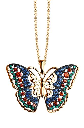 Фото №7 - Птицы и бабочки: летим к лету с новой коллекцией SOKOLOV