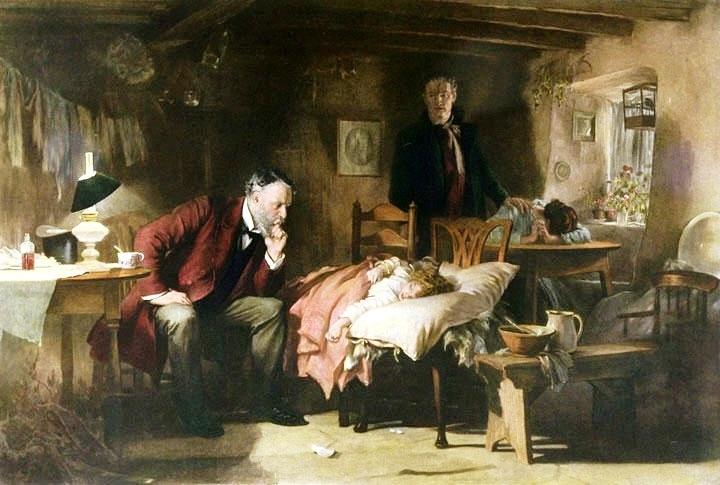 Фото №1 - В Великобритании началась эпидемия болезней Викторианской эпохи