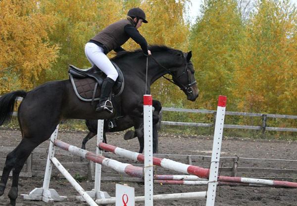 Фото №3 - Девушки на коне: самые романтичные наездницы Ульяновска