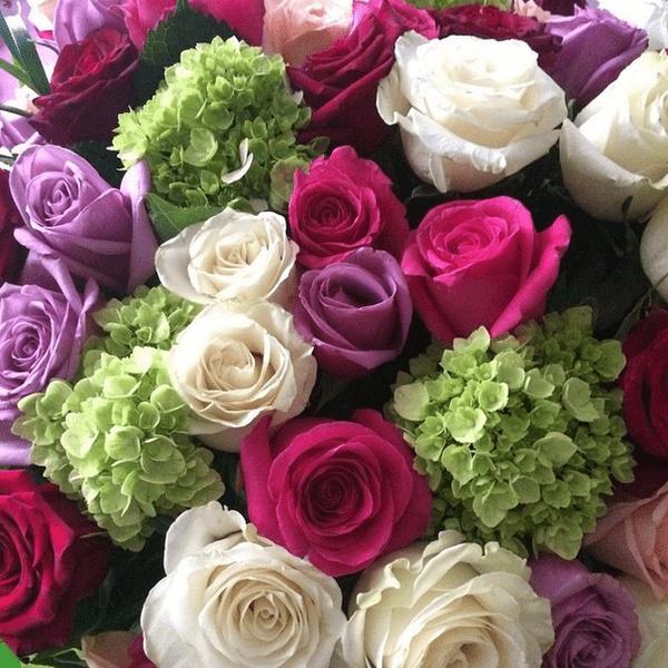 Фото №18 - Звездный Instagram: Знаменитости и цветы