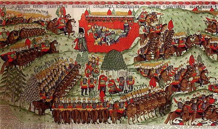 Фото №1 - 640 лет назад... Состоялась Куликовская битва