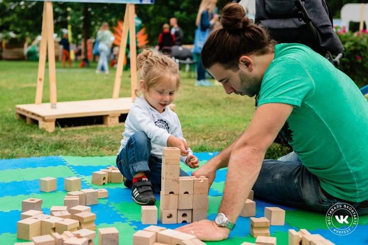 Фото №3 - VK Fest для детей: что готовят для маленьких гостей