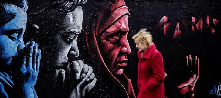 Фото №10 - Краски города: 10 знаменитых граффити