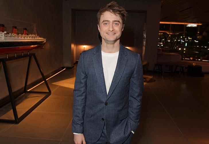 Фото №1 - Дэниел Рэдклифф признался, что слава Гарри Поттера превратила его в алкоголика