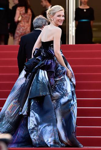 Фото №49 - Королева Канн: Кейт Бланшетт и ее модные образы за всю историю кинофестиваля