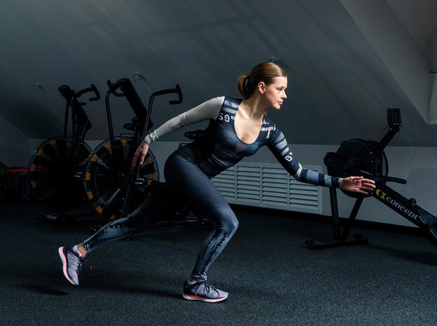 Фото №12 - Катерина Шпица: секреты красоты и комплекс упражнений для хорошей формы