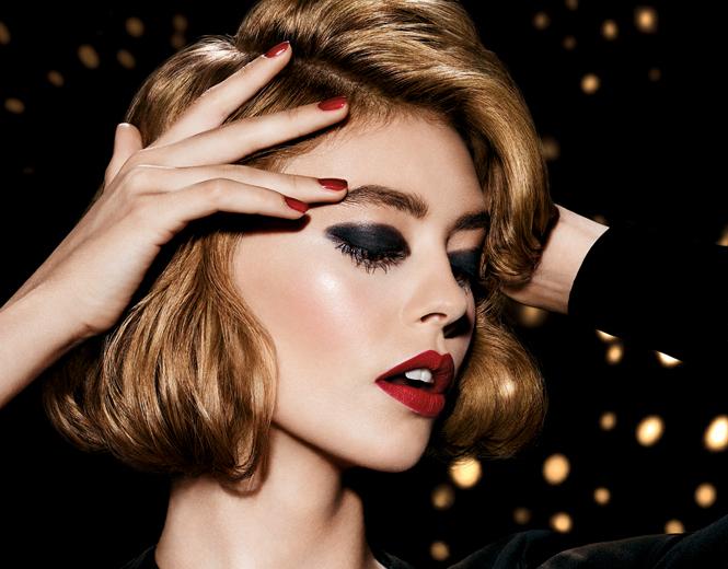 Фото №1 - Все на бал: три варианта праздничного макияжа от визажиста Christian Dior