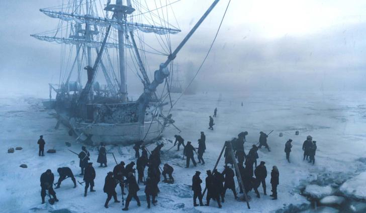Фото №1 - Потерянное покорение: что на самом деле случилось с пропавшими кораблями «Эребус» и «Террор»