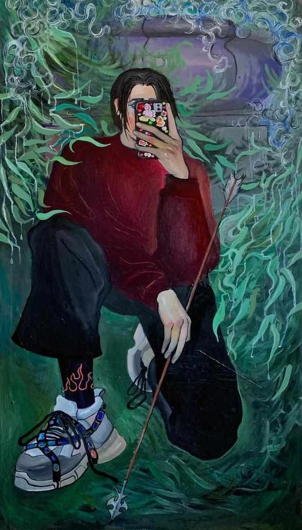 Фото №2 - Главное арт-событие зимы: выставка-театр «Невинные шалости. Технорококо»
