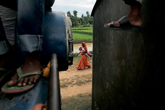 Фото №6 - Прибытие поезда: фоторепортаж из Непала