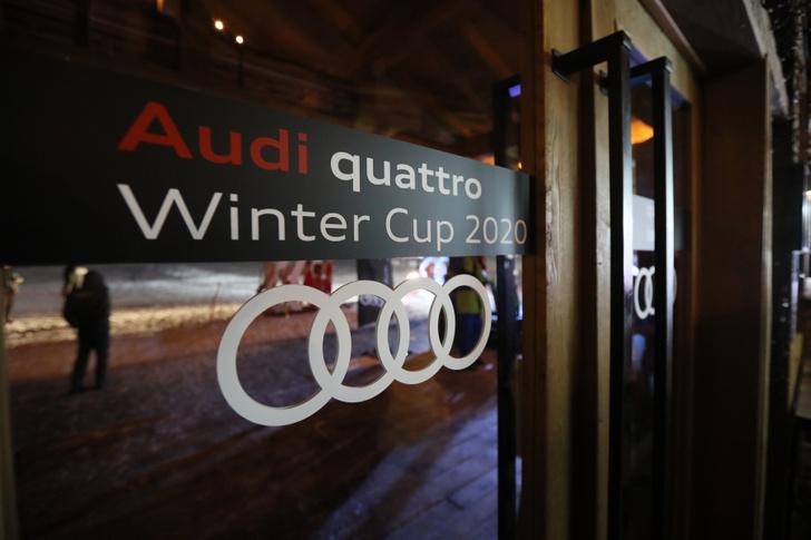 Фото №3 - Финал зимнего турнира Audi quattro Winter Cup 2020 прошел в Сочи