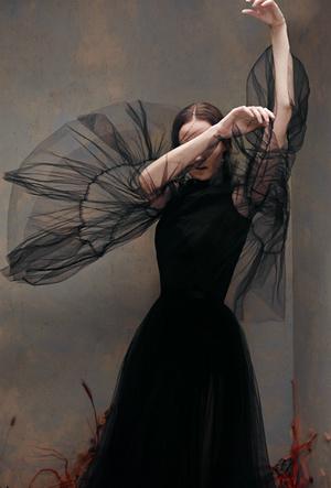 Фото №3 - Плиссе и круазе: как одежда балерин вновь вернулась в моду