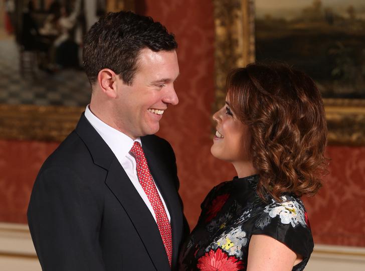Фото №1 - Какой титул получит муж принцессы Евгении после свадьбы