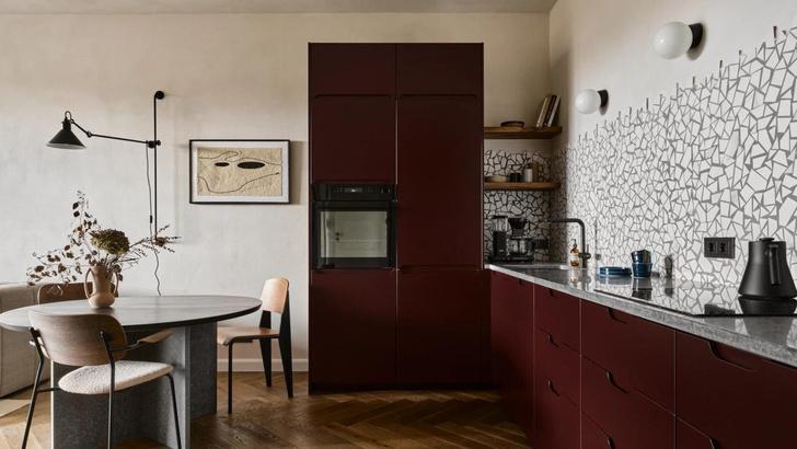 Фото №1 - Квартира в Варшаве с приглушенными цветовыми акцентами