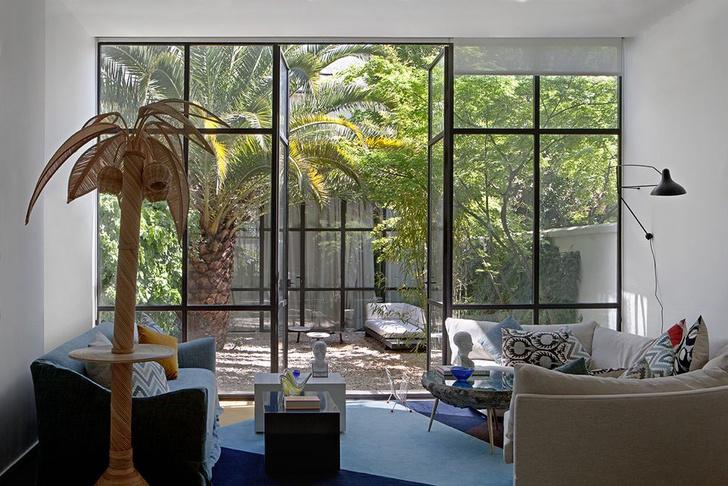 Фото №2 - Светлый дом с яркими акцентами в Мадриде