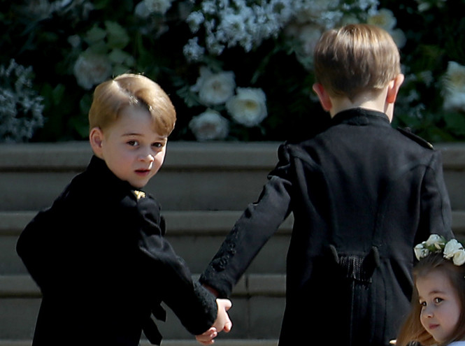 Фото №4 - Почему Кейт и Уильям прячут детей от публики на самом деле