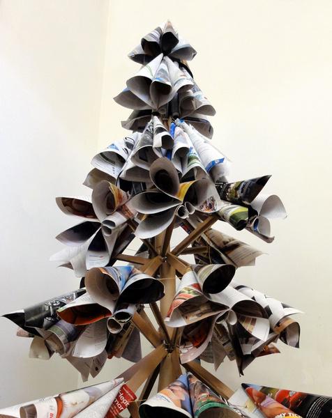 Фото №6 - 5 способов оригинально украсить елку