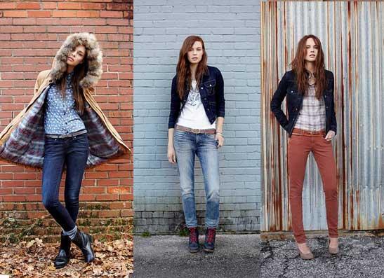 Фото №1 - Легендарный джинсовый бренд Wrangler: культовые модели в новой коллекции.