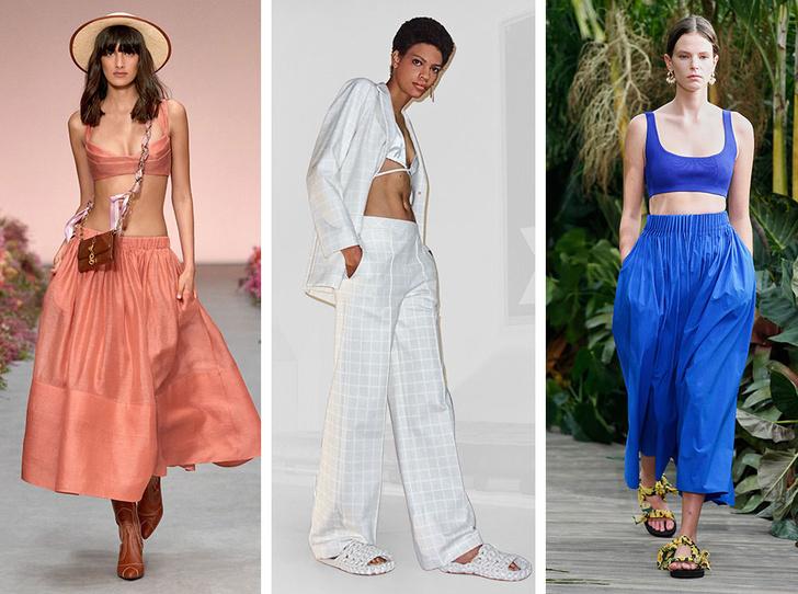 Фото №3 - Тренды весны и лета 2021 с Недели моды в Нью-Йорке