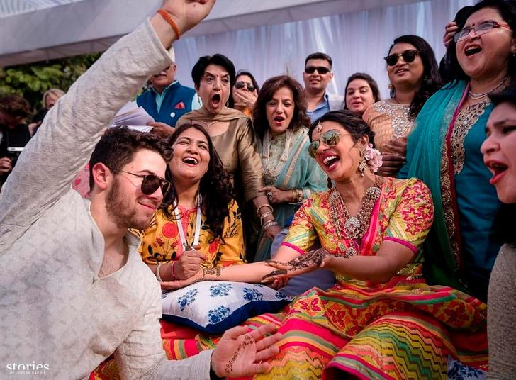 Фото №5 - 10 фактов о впечатляющей свадьбе Приянки Чопры и Ника Джонаса