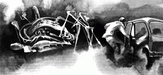 Фото №2 - Стивен Кинг. Туман